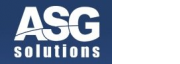 Logo - ASG solutions SE